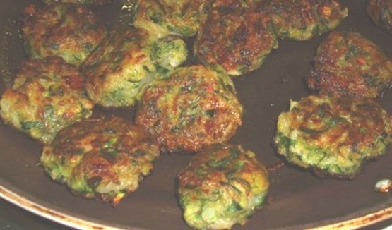 Zucchini meatballs vegetarian curry madhur jaffrey recipe if you feel like a real vegetarian treat this recipe is worth the time and forumfinder Choice Image