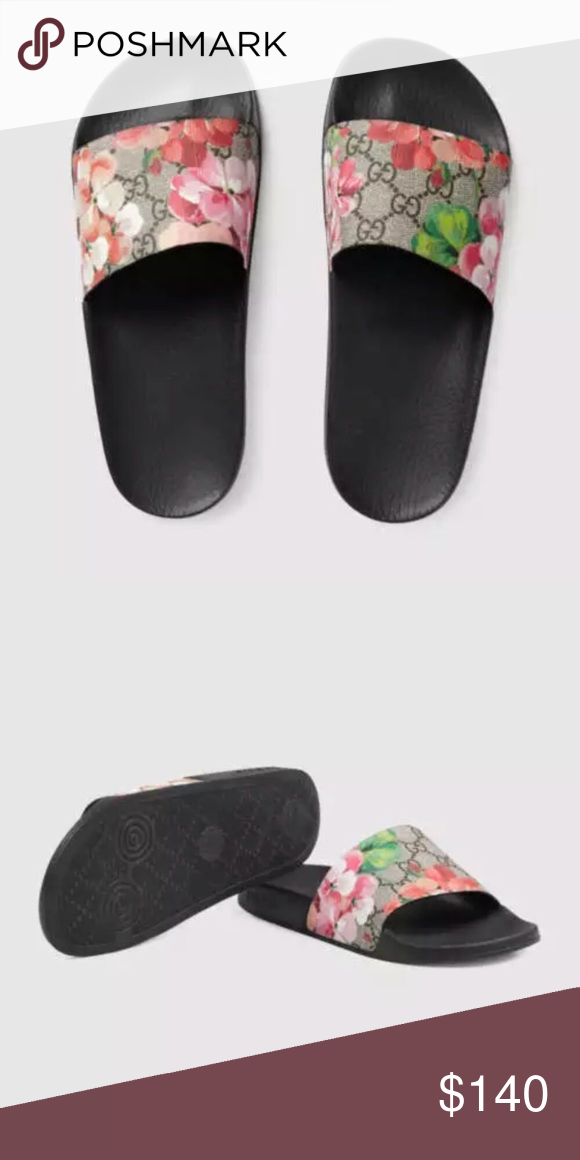 937caa36935 Women s men s Gucci slides bloom with box Contact me 8038836063 PayPal only  PayPal only Gucci Shoes Sandals
