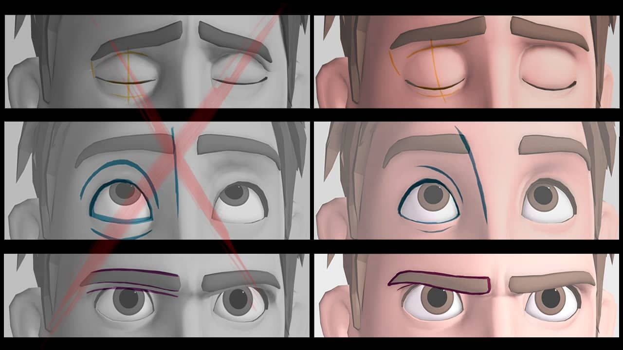 AnimMinute # 4: Appeal and Anatomy | Animation and Anatomy