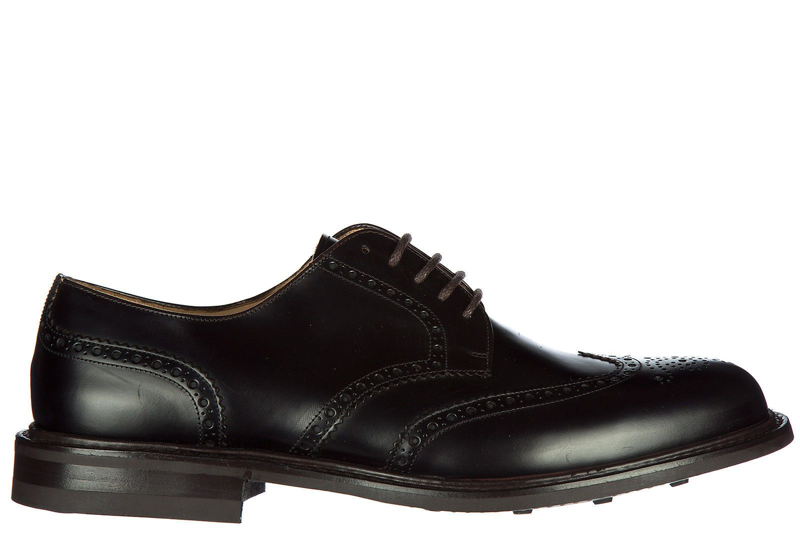 Lace Up Shoes for Men Oxfords, Derbies and Brogues On Sale, Black, Leather, 2017, 11 9.5 Hogan