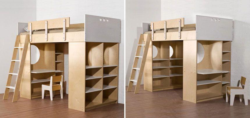 1000 images about loft bed on pinterest loft beds kids bunk beds and kids bedroom furniture bunk beds casa kids