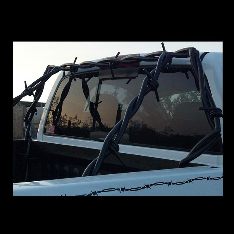Big Barbs Truck Bed Bars With Images Truck Grilles Cool