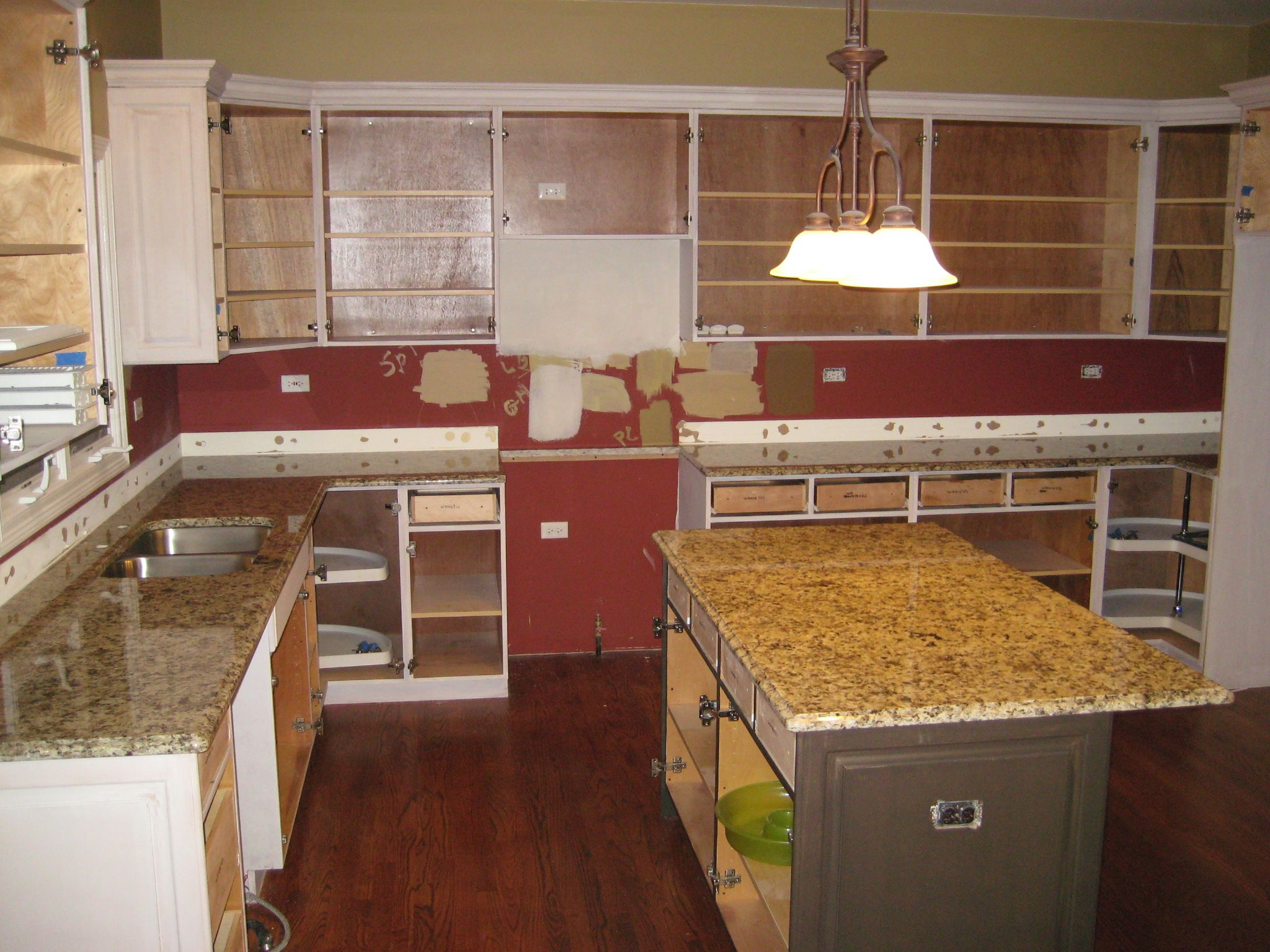 Captivating Granite Color Giallo Napoli $36.00 Per Sf Installed Fabricated And  Installed By Art Granite Countertops