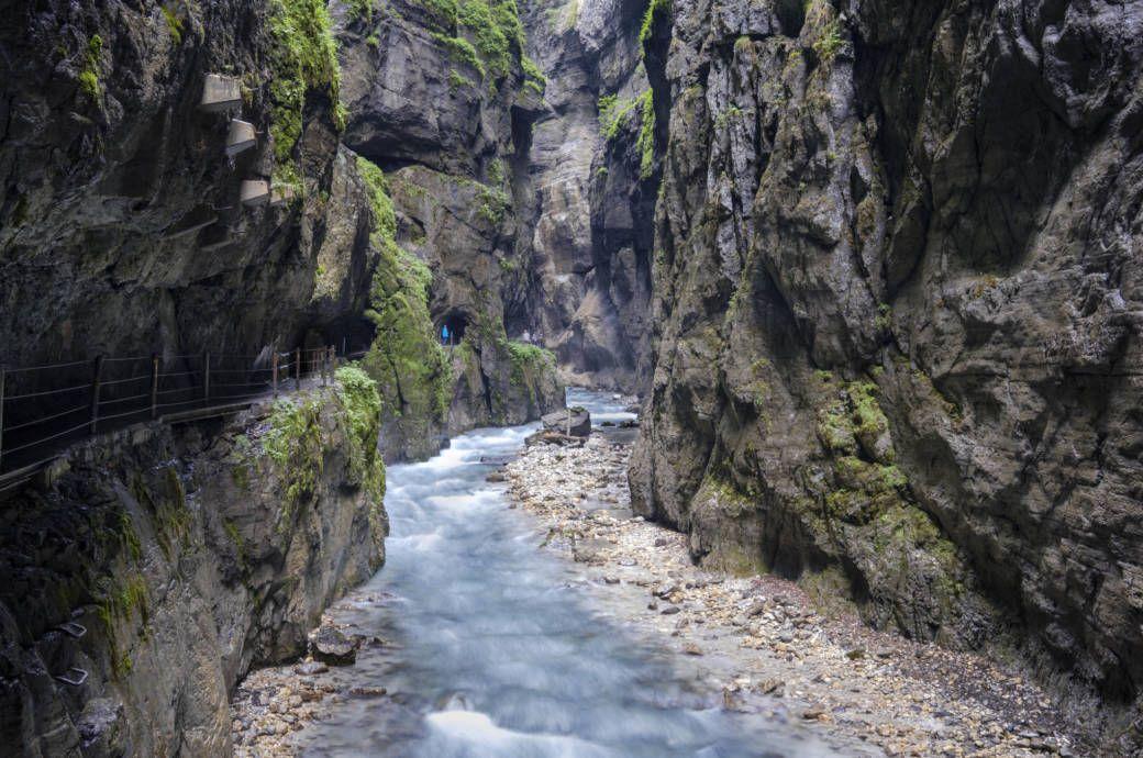 Jahrtausende Lang Hat Sich Das Wasser Durch Gebirge Gebannt Und So Entstanden Spektakulare Schluchten Reisen Deutschland Kurzurlaub Deutschland Urlaubsreisen