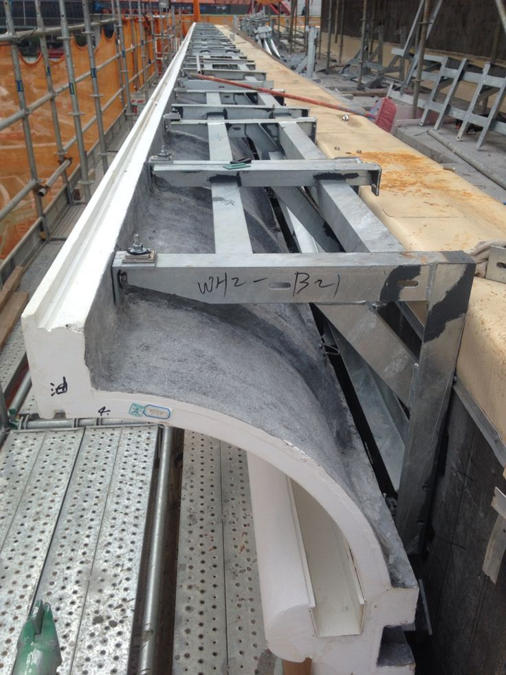 Grc Fixing Base Detail : Pin by maxim guzanov on concrete pinterest
