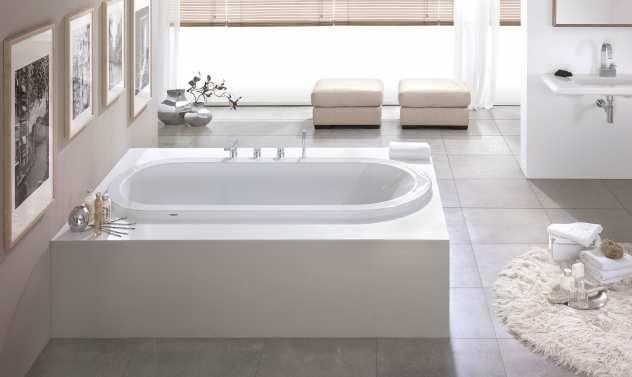 Ovale Badewanne Scelta Badezimmer Ideen Fur Die Badgestaltung
