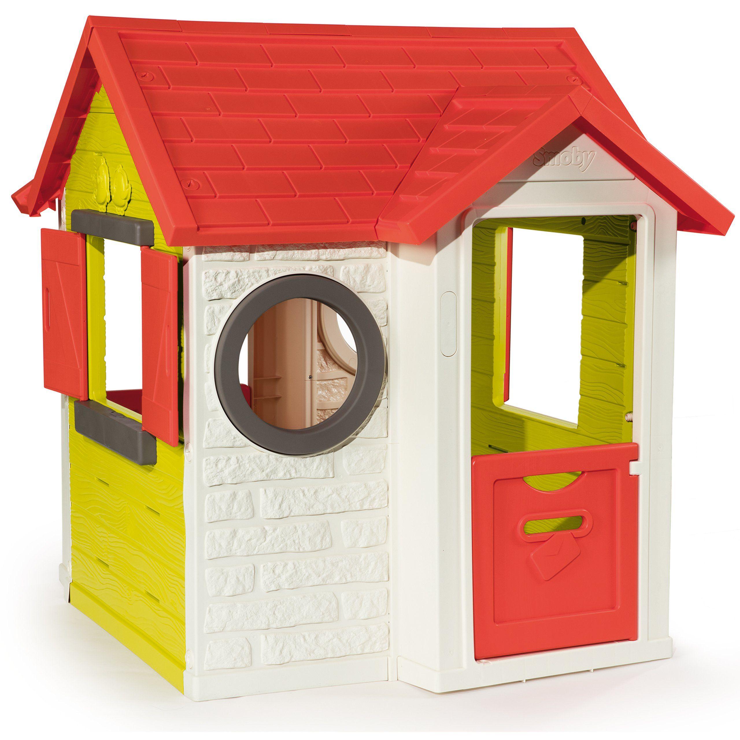 Smoby Domek Ogrodowy My House Dzwonek Z Dzwiekiem Https Brykacze Pl Smoby Domek Ogrodowy My House Dzwonek Z Dzwiekiem 4999 H House Play Houses Outdoor Decor