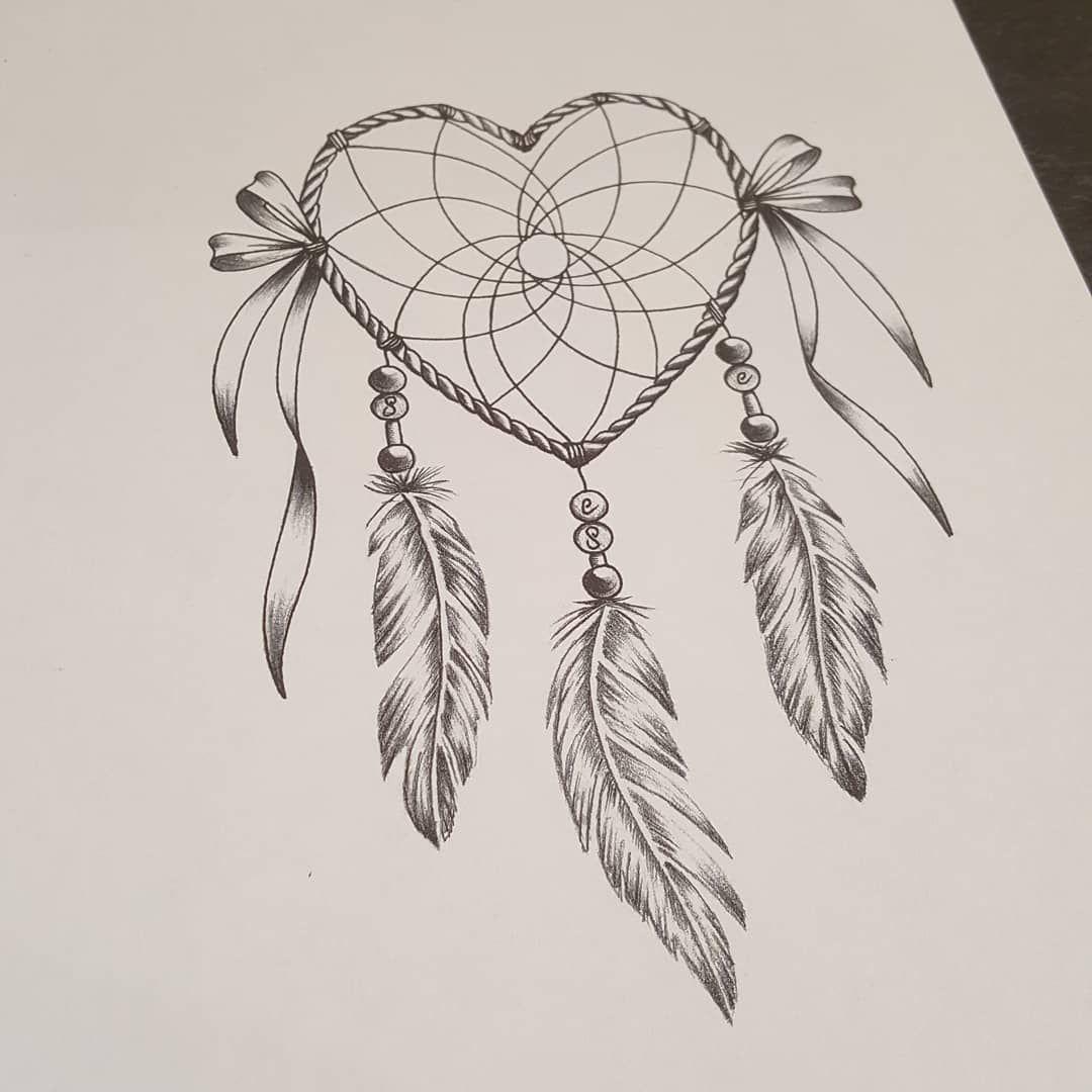 13+ Attrape reve dessin tatouage ideas in 2021