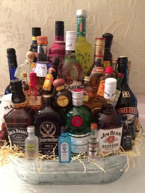 Bucket of Booze ~ Tickets $20/each~ Winner need not to be present to win! Ask me how to get your tickets !