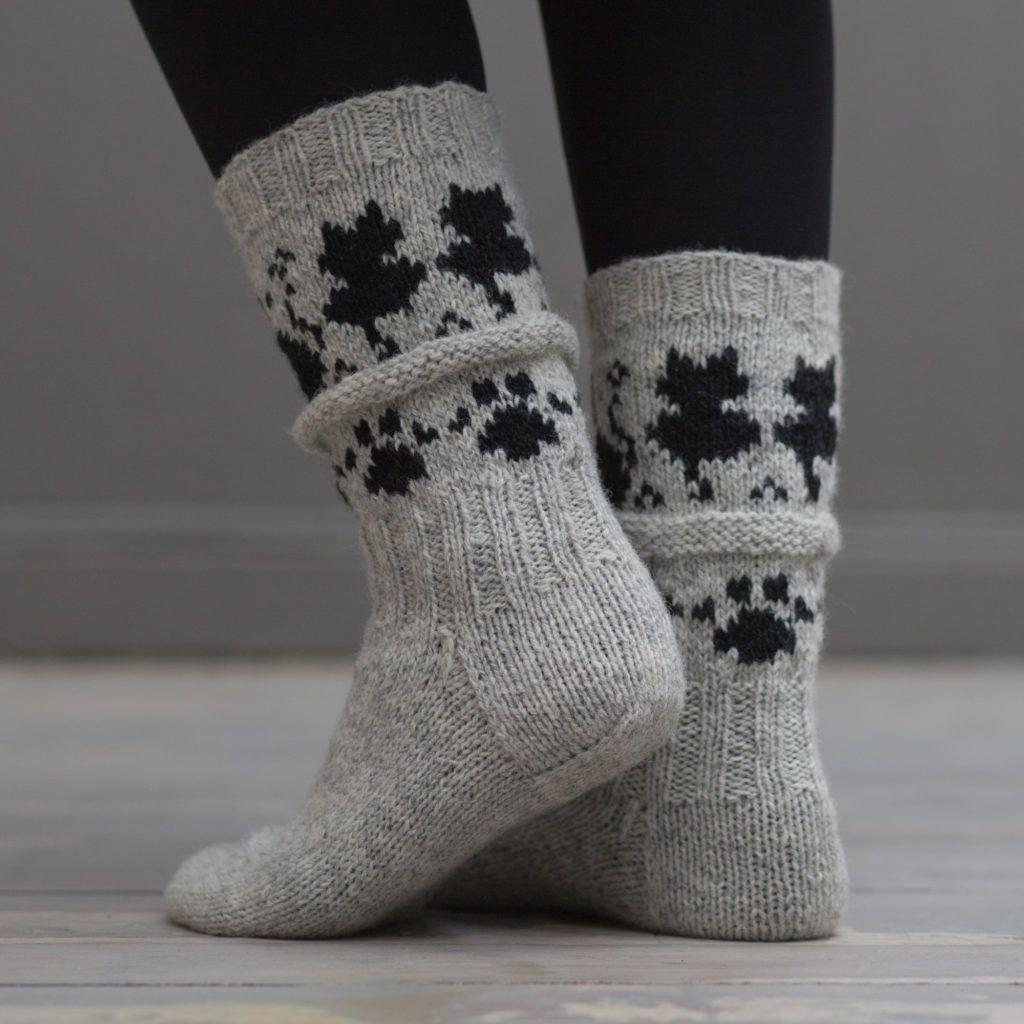 Kattefot | Strümpfe/Socken, Strümpfe und Socken stricken