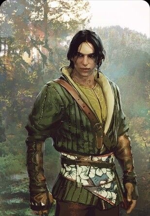 He Appeared Shortly In The Witcher 2 Hawt Elves Rulez