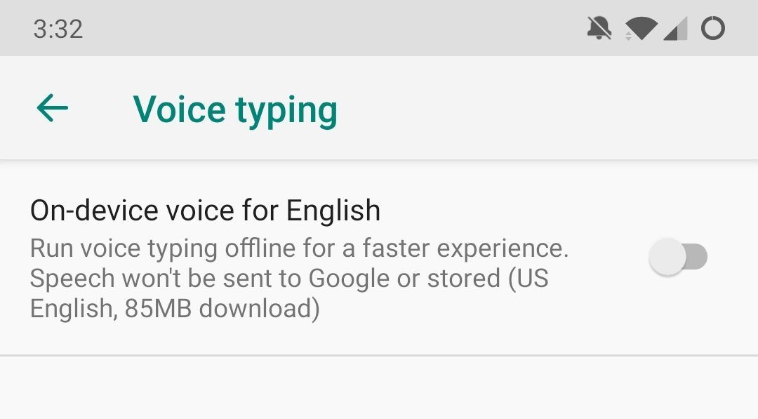 Gboard 7 7 preps 'Clipboard' manager, on-device voice typing, Sand