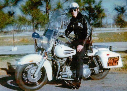 Retro atlanta police department motorcycle police for Atlanta department of motor vehicles