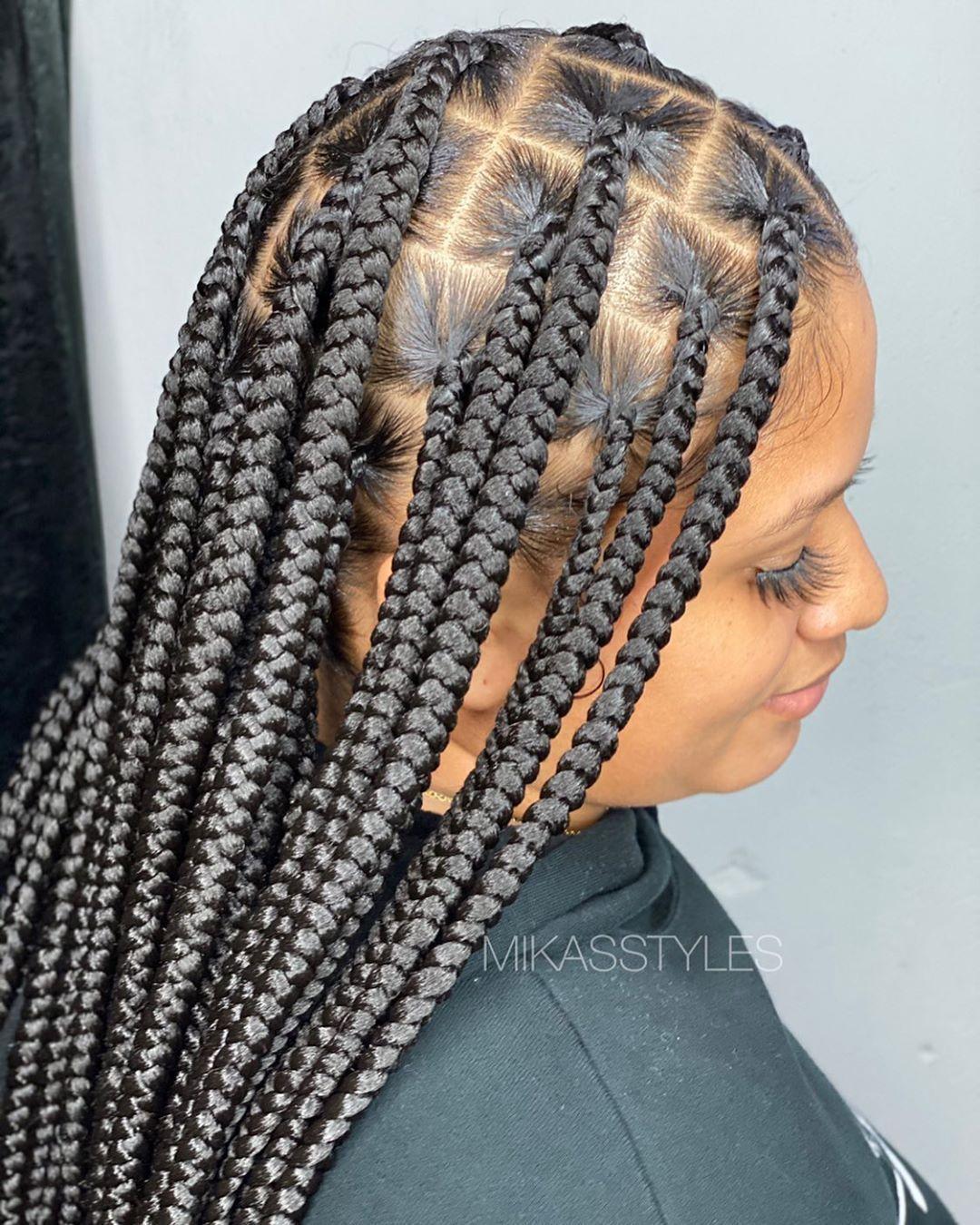 Braids For Teen Girls