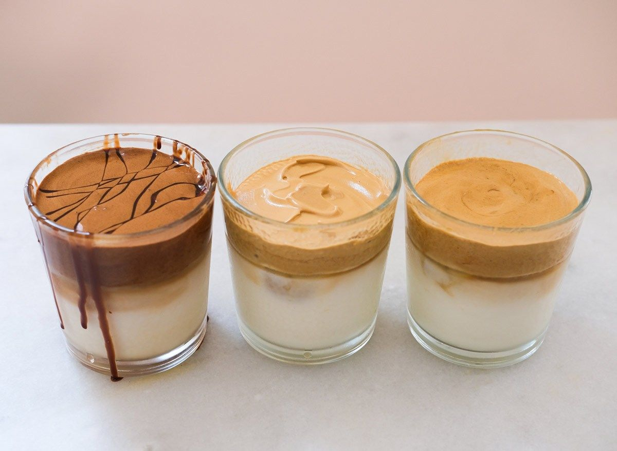How to make whipped coffee three different ways eat this