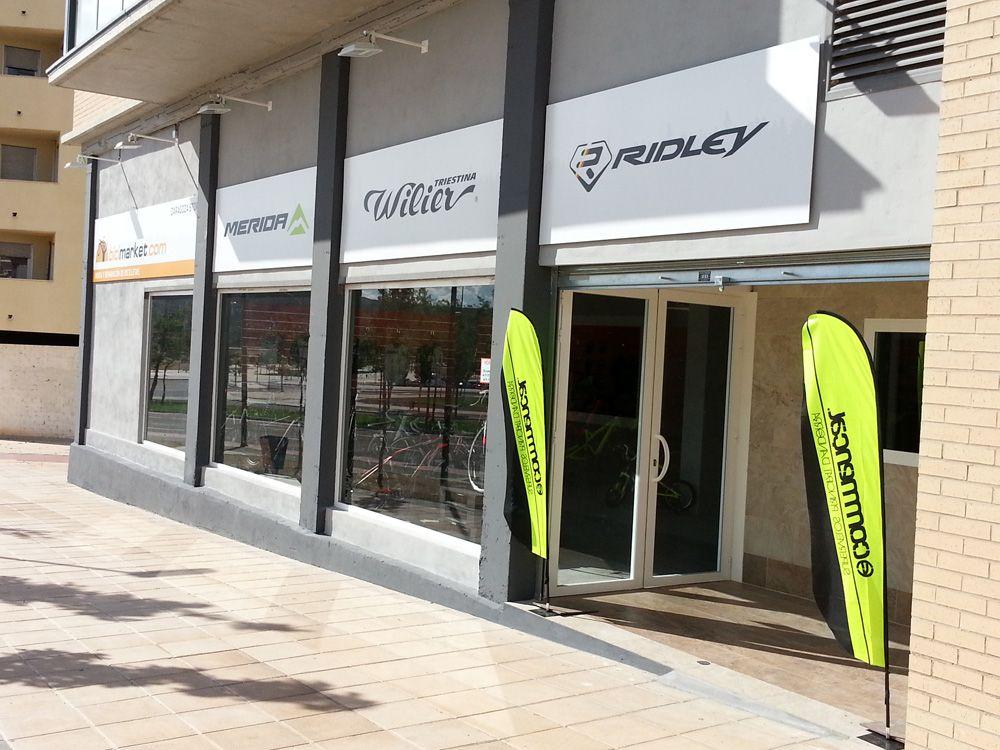Bicimarket Zaragoza Store Tiendas Fotos