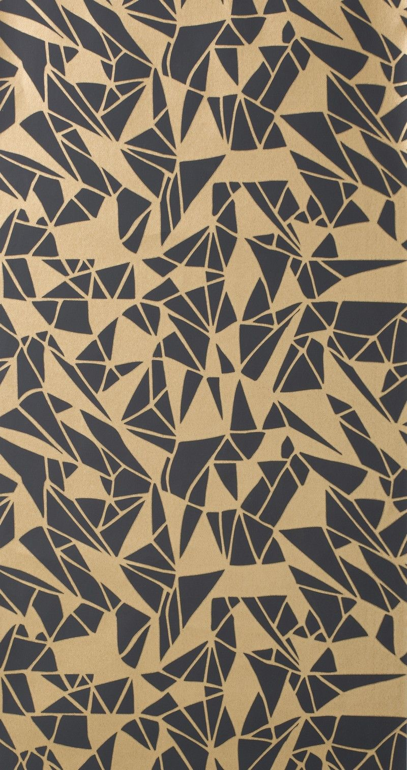 ferm living wallpaper this would make for a seriously. Black Bedroom Furniture Sets. Home Design Ideas