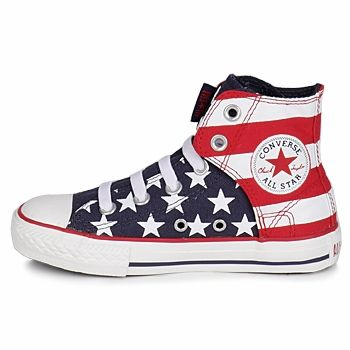 converse rouge spartoo