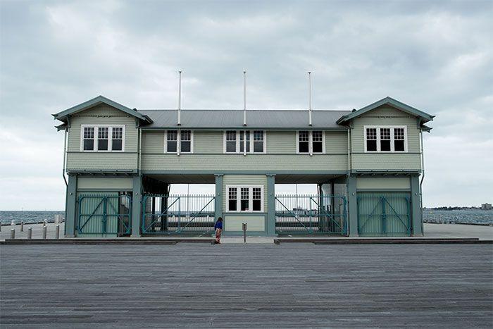 Princes Pier Port Melbourne | ... Port Melbourne | Docked January 6, 2014 Blog , Port Melbourne 2