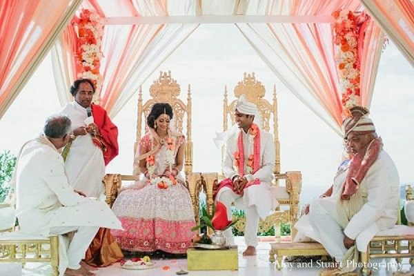 Laguna Niguel CA Indian Wedding By Amy And Stuart Photography