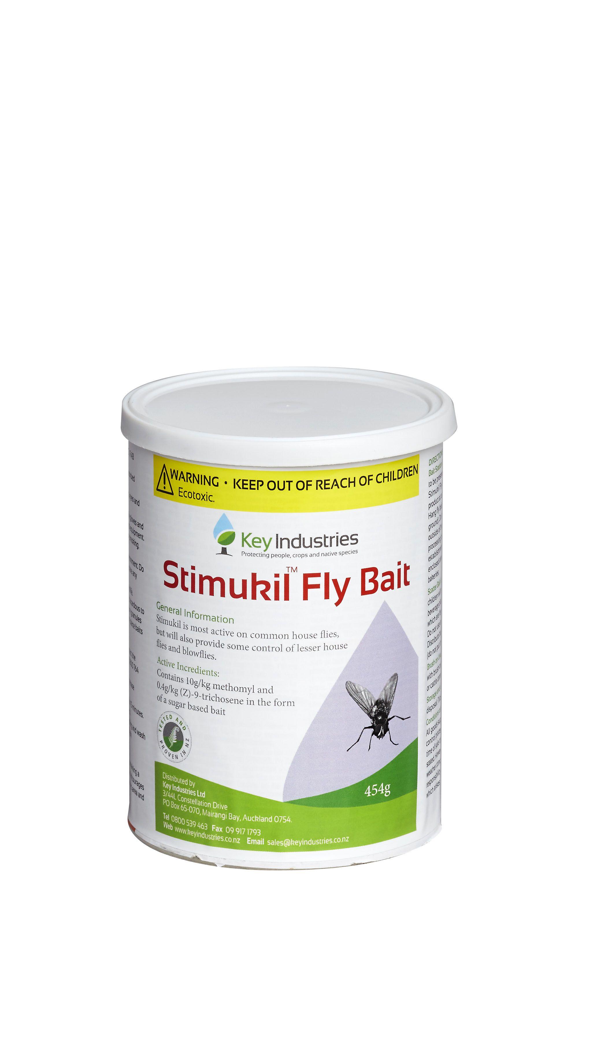 Stimukil Fly Bait 454g Fly bait, Bait, Pest control