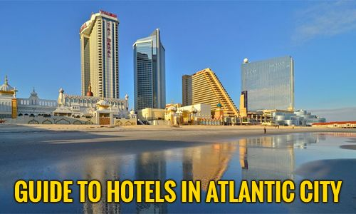 Hotels In Atlantic City >> Trump Taj With Chairman S Tower Showboat Casino And The
