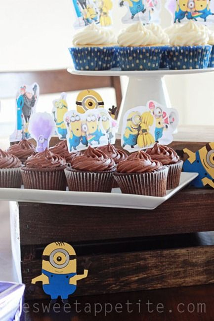 10 Dollar Minion Party - One Sweet Appetite