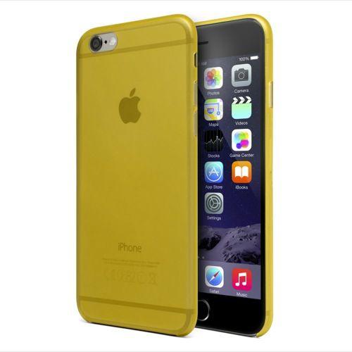 Funda Super Slim Amarilla Iphone 6 Linceshop Iphone 6 Iphones Iphone