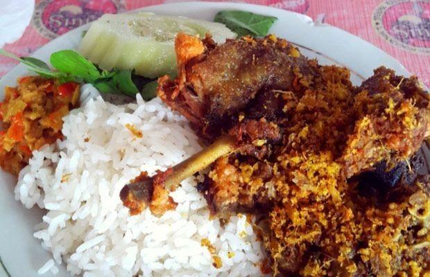 7 Nasi Bebek Madura Paling Pedas Yang Harus Kamu Coba Resep Masakan Asia Makanan Resep