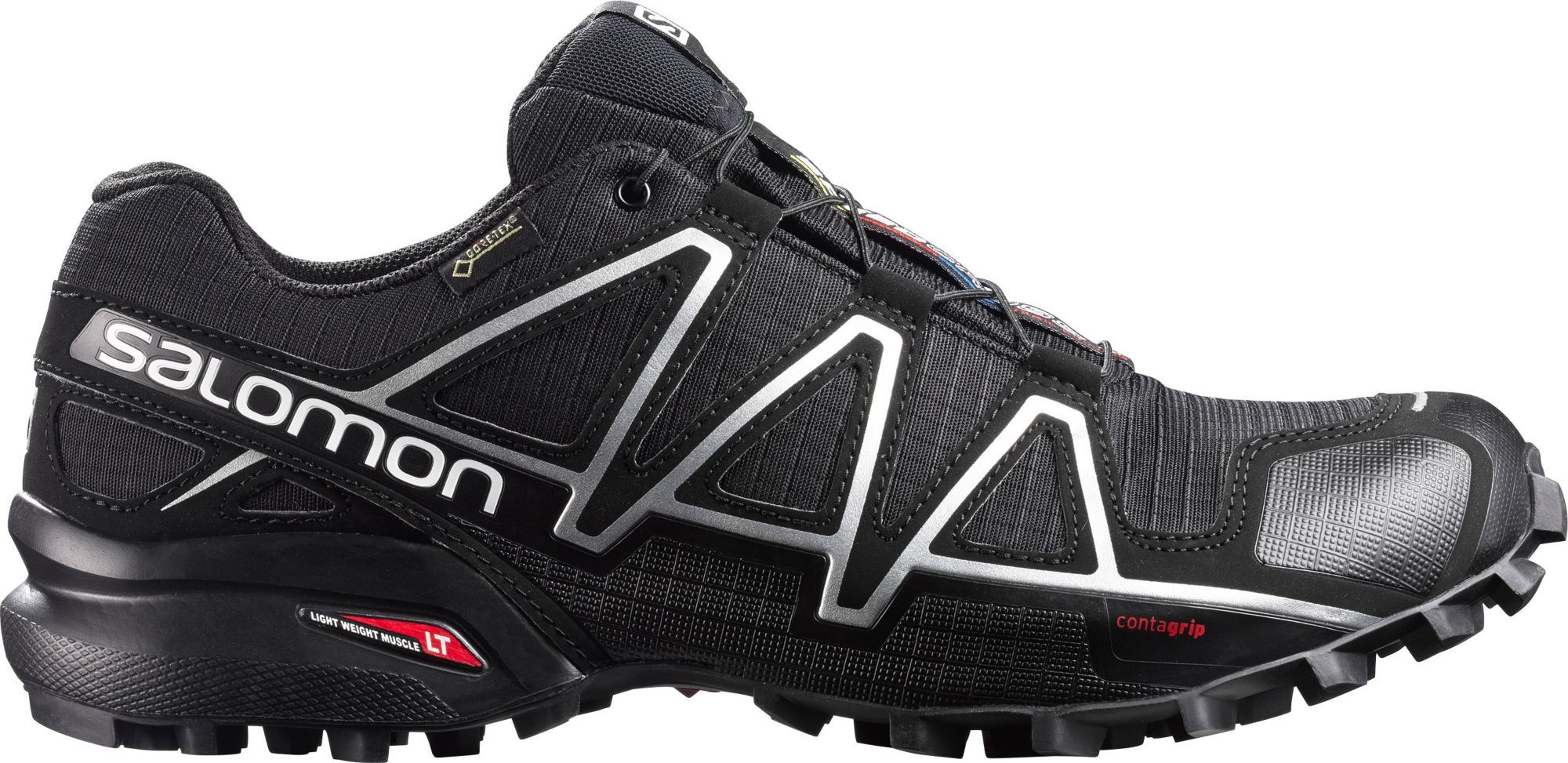 Salomon Men's Speedcross 4 GTX Waterproof Trail Running 1aq1H