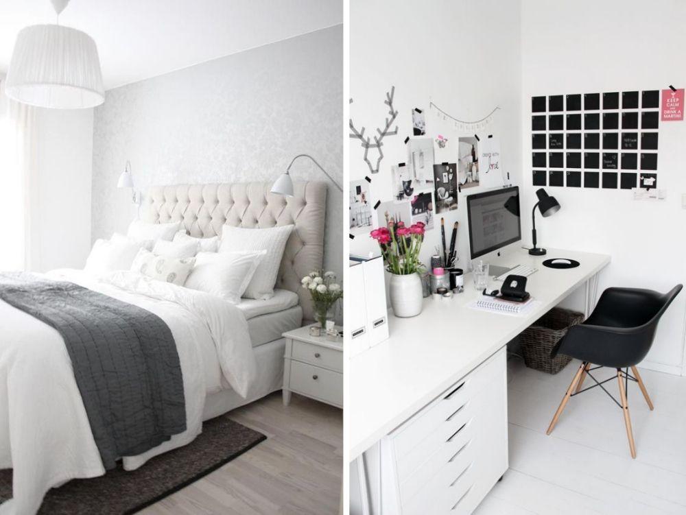 5 dicas para decorar casa pequena Decoraç u00e3o Casas pequenas decoradas, Apartamentos decorados