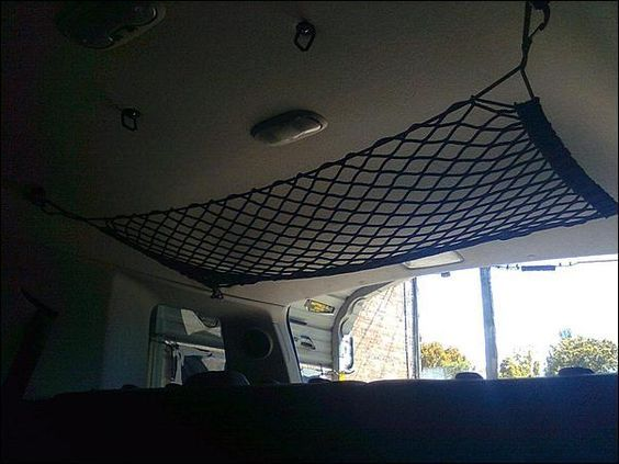 How To Install This Interior Vehicle Roof Net