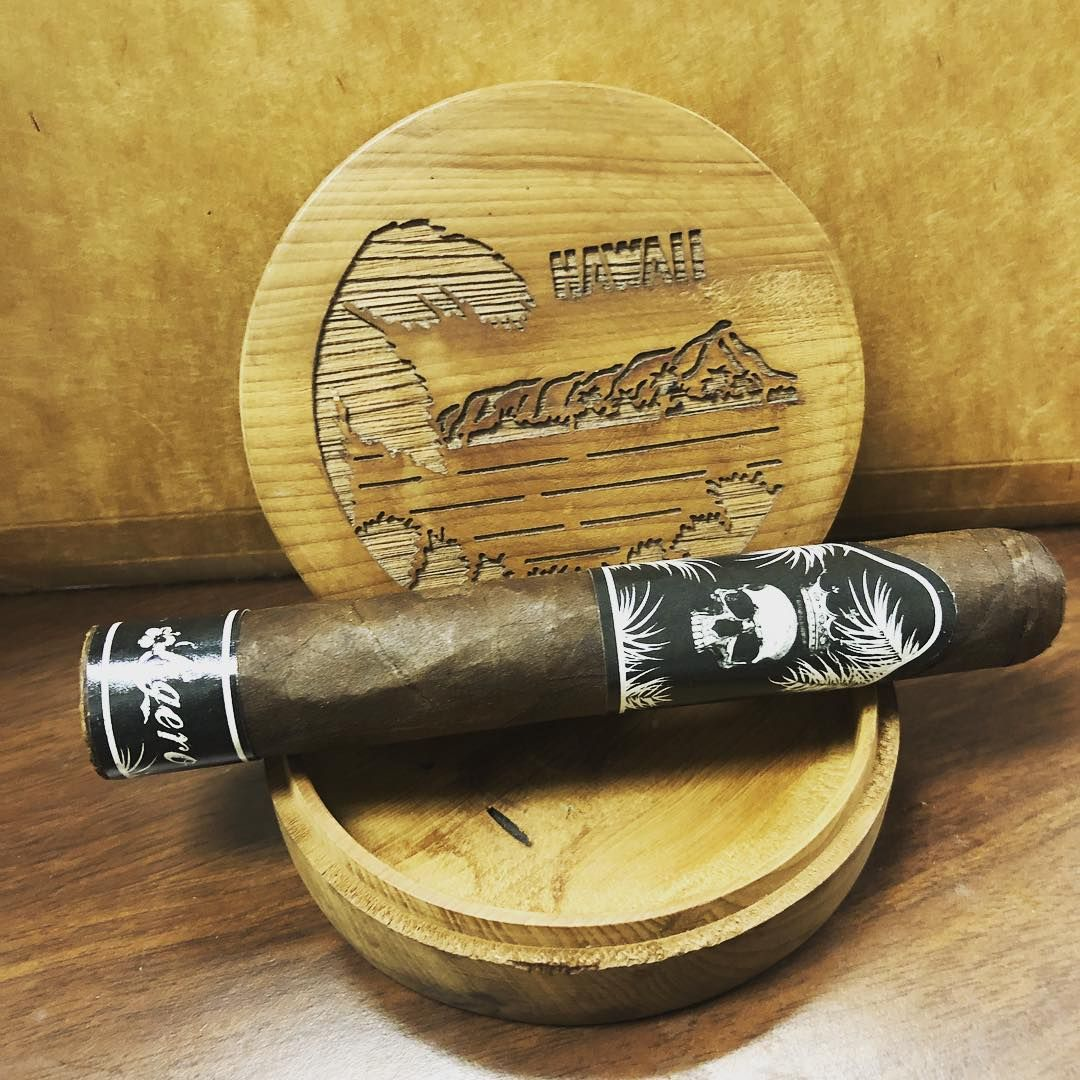 Black Label Trading Company Ligero Hawaii R Field Wine Exclusive Cigar Cigars Botl Hawaiibotl