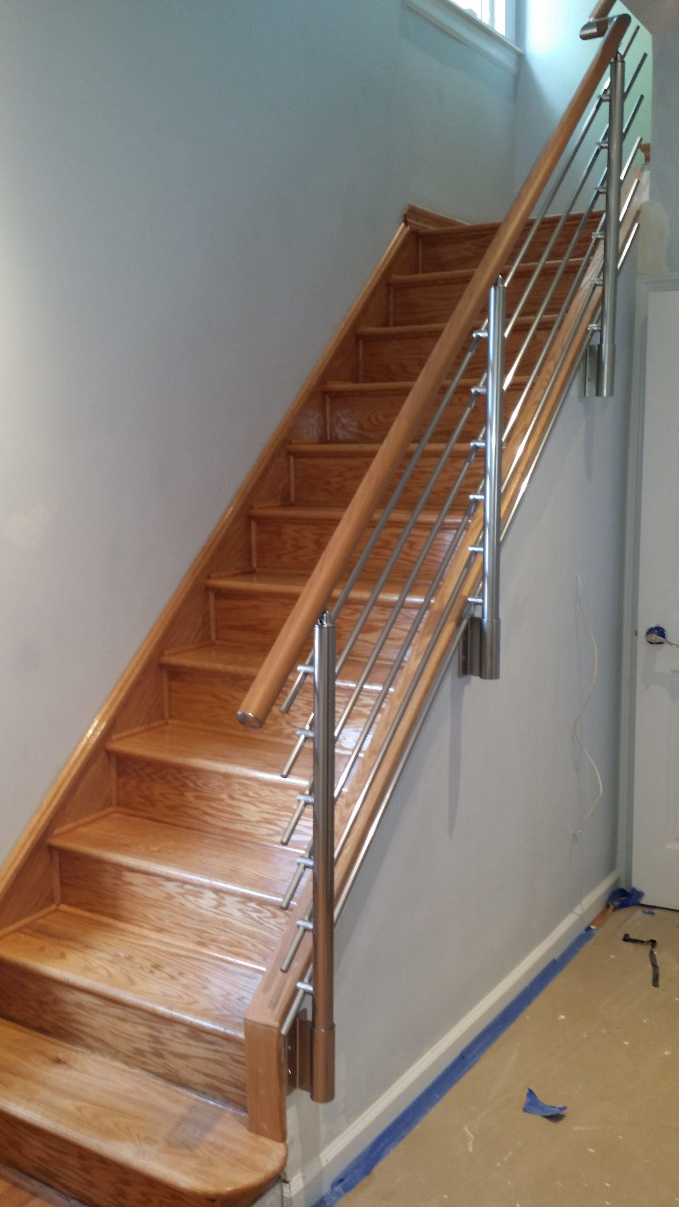 Best Modern Diy Railing System Kits Stair Railing Design 400 x 300
