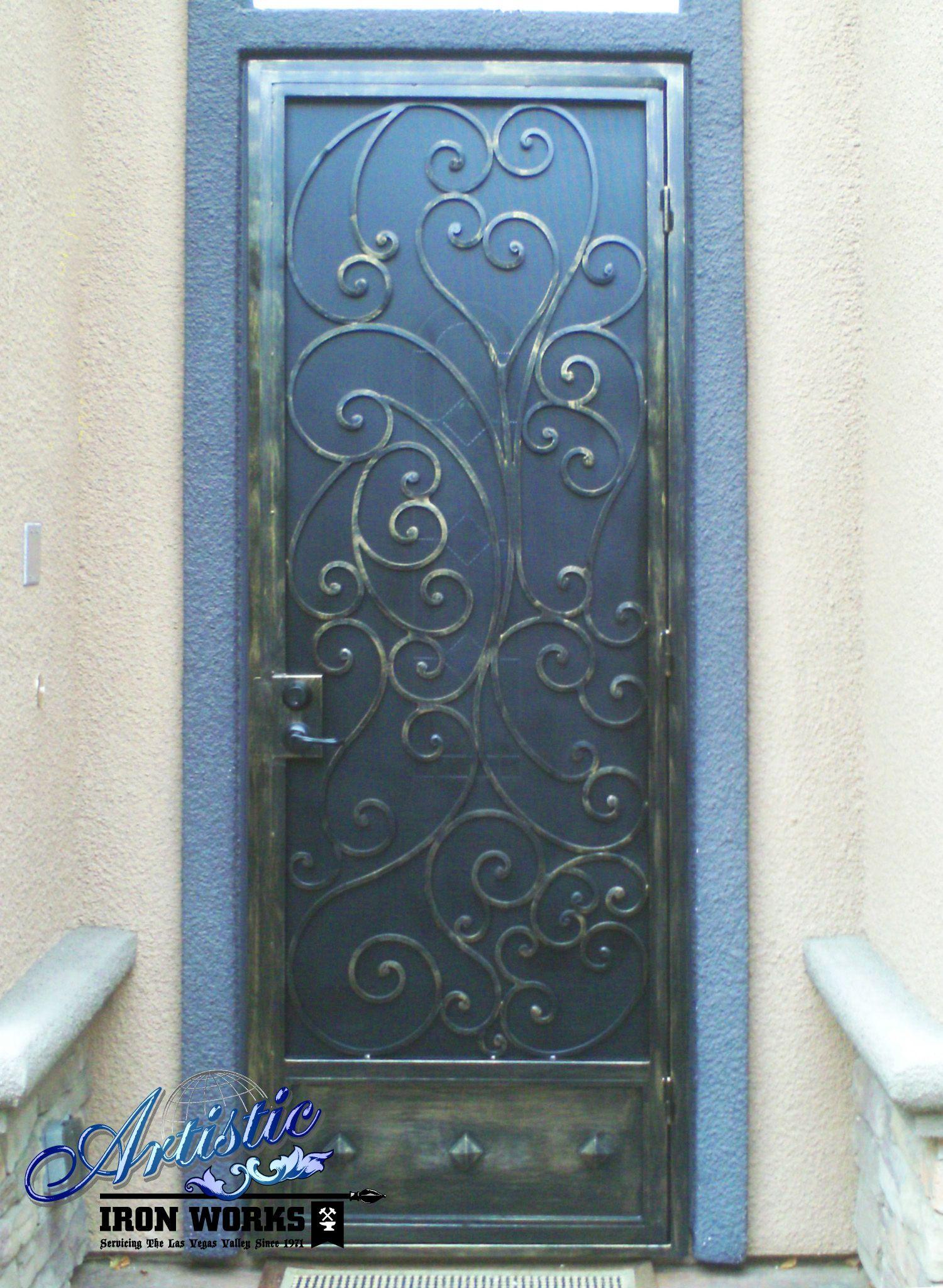 Security Doors Wrought Iron Security Doors Security Door