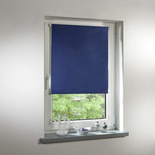Symple Stuff Room Darkening Roll Up Blind Jalousien Blau Und Blickdicht