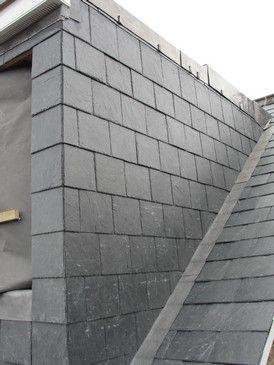 Slate Mounting Corner Google Paie Ka Chimney