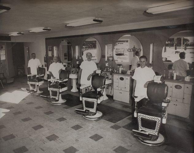 Old School Barbershop Keeps Dunedin Residents Coming Back Barber Shop Classic Barber Shop Barber Shop Quartet