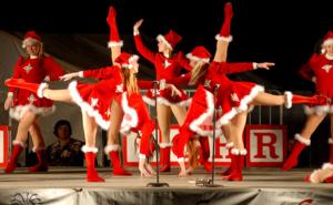 2013 Christmas in the Sky at Longview Lake Beach