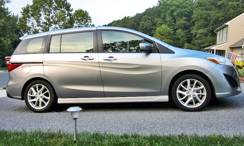 Mazda Mazda5 Cheapest New 2013 Minivan You Can Buy For Under