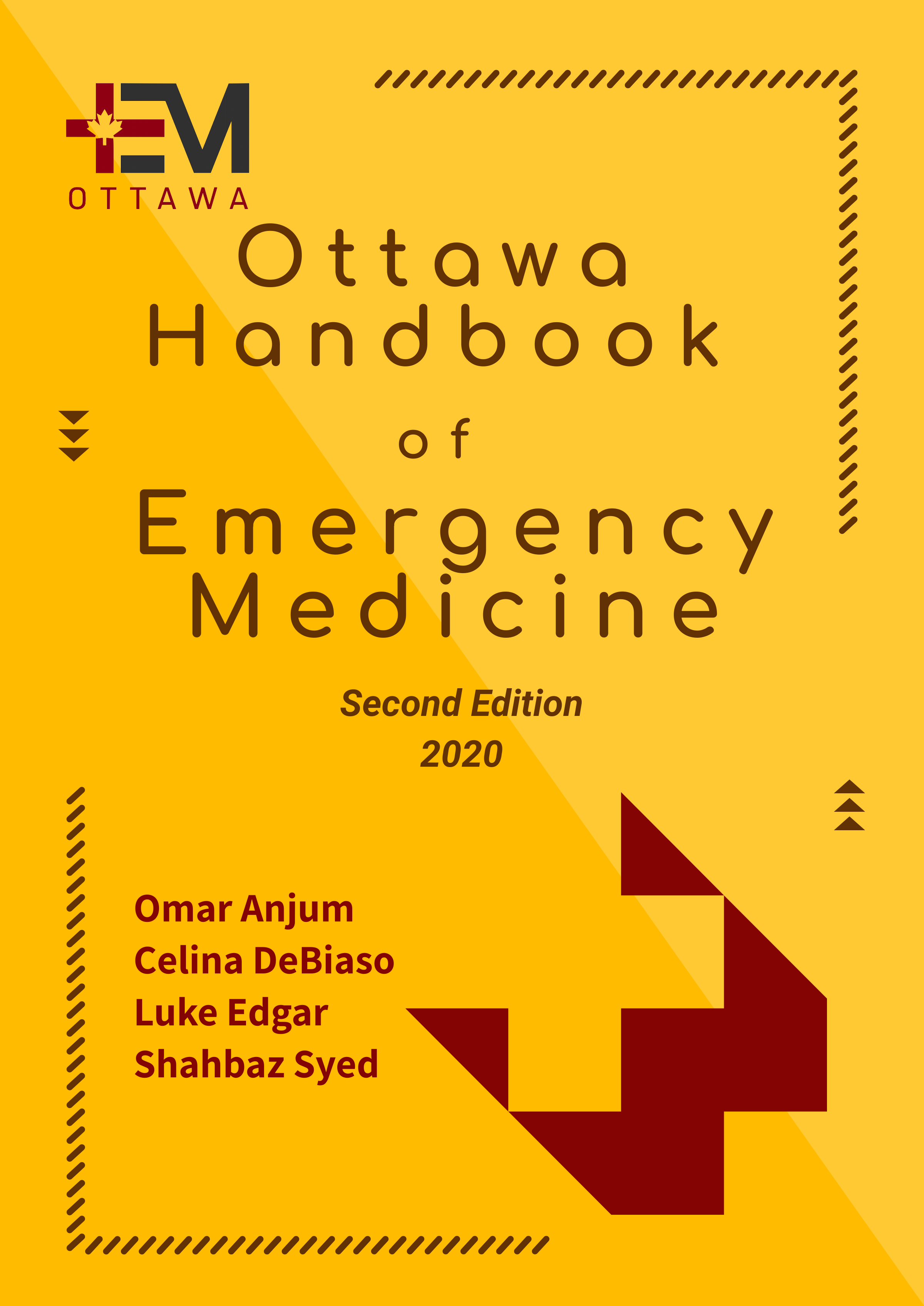 Ottawa Handbook of Emergency Medicine in 2020 Emergency