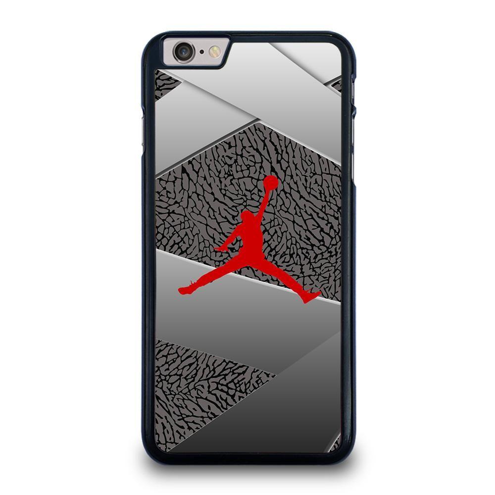 Air jordan logo iphone 6 6s case