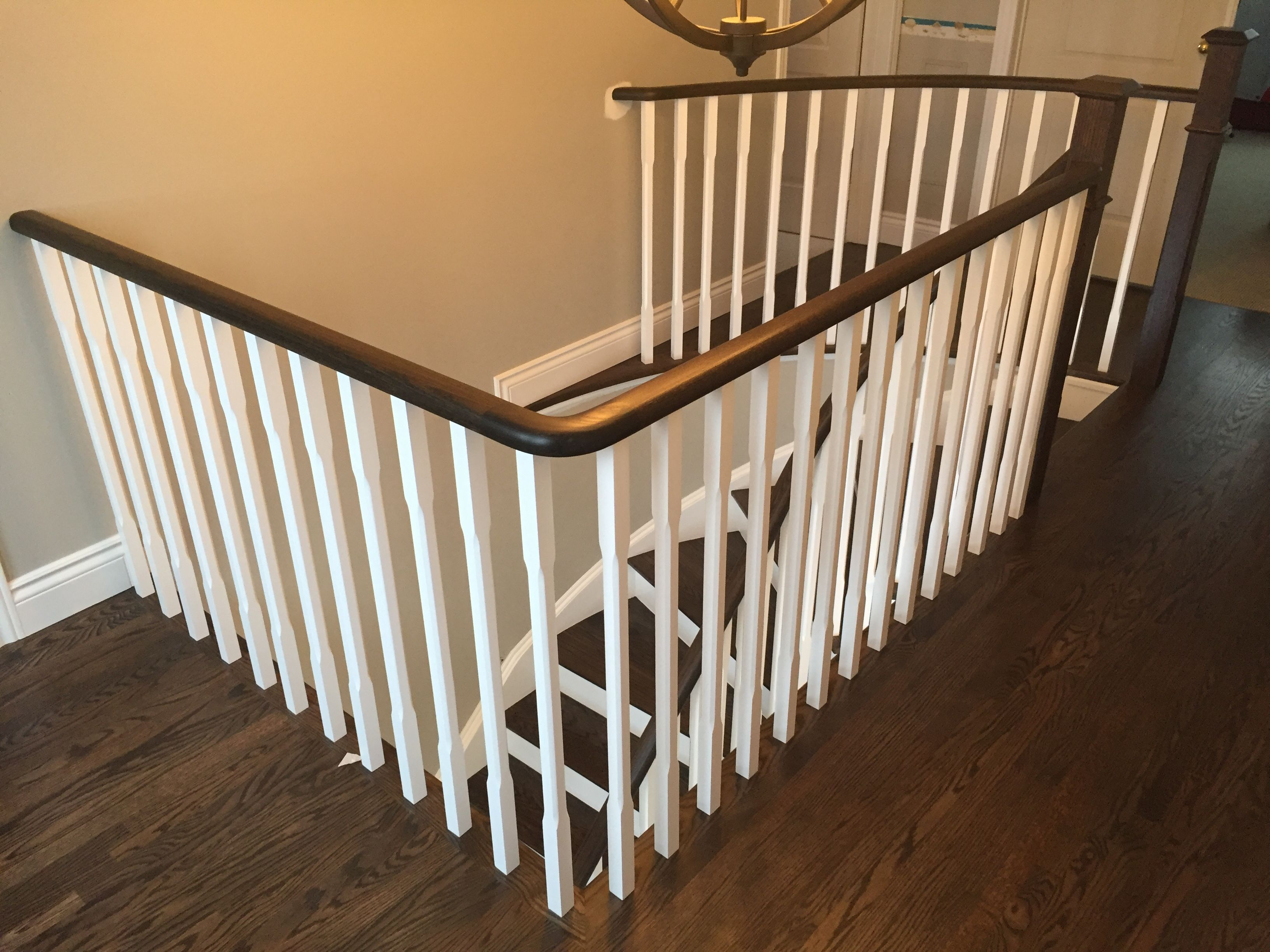 Best Refinishing Hardwood Floors Refinish Staircase 400 x 300
