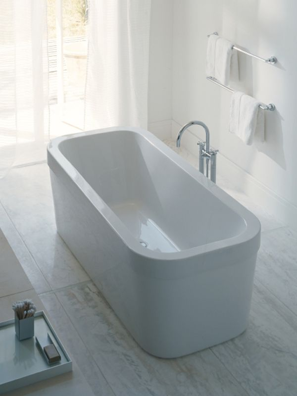 Pin by Townhouse 19 on Fixtures | Pinterest | Duravit, Freestanding ...