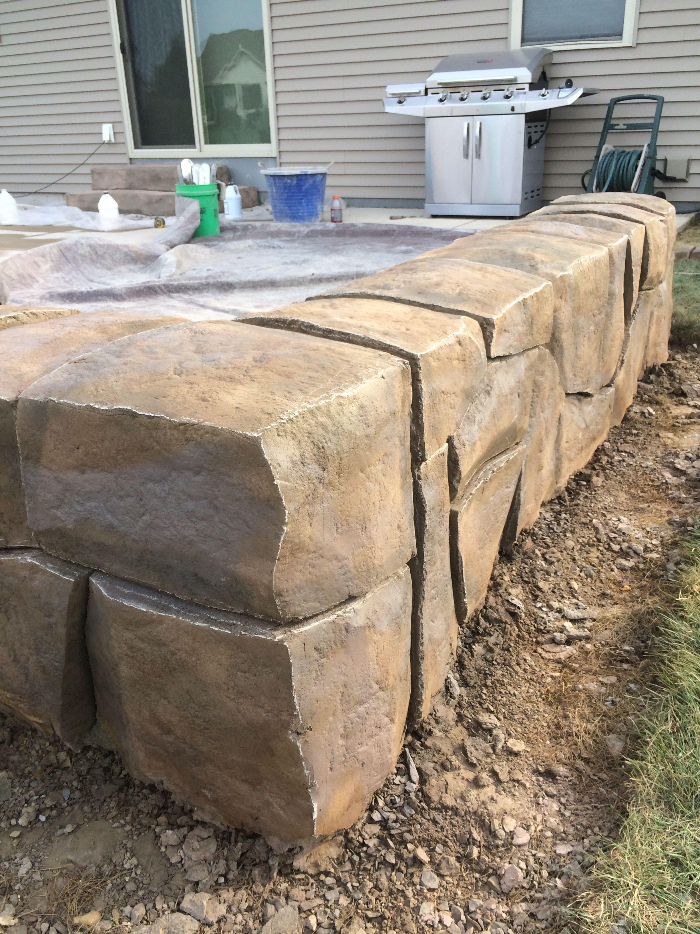 Природные бетоны цементный раствор пропорции для печи