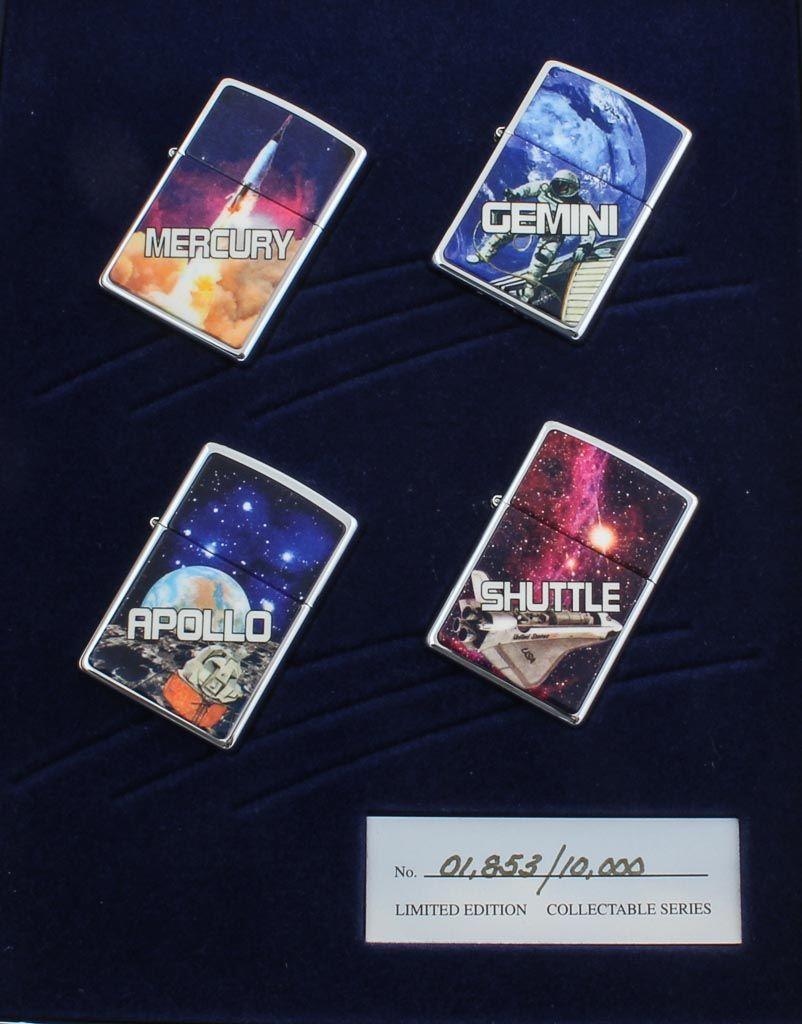 space shuttle zippo lighter - photo #8