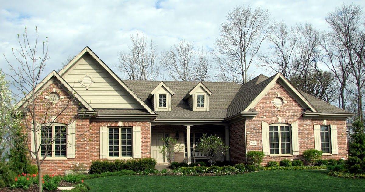ranch home exteriors - Ranch Home Exteriors