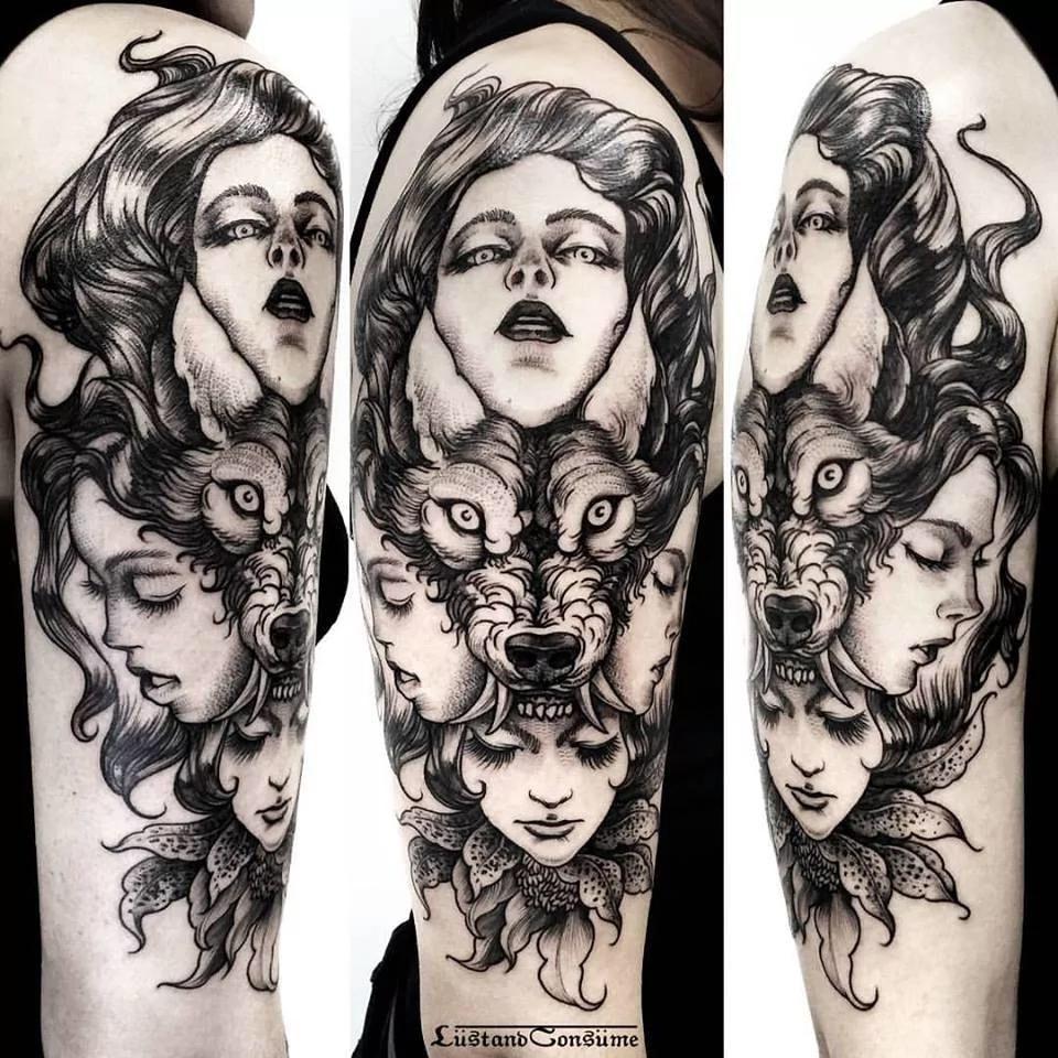 Pin by Joey Diamante on Tats Tattoos, Blackwork tattoo