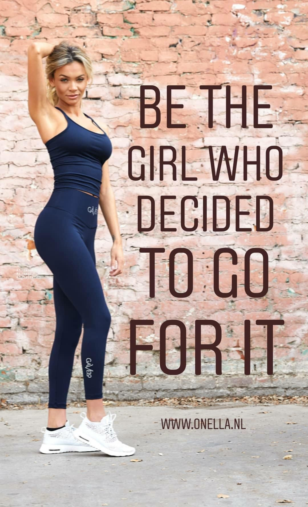 FITNESS QUOTES ONELLA SPORTSWEAR