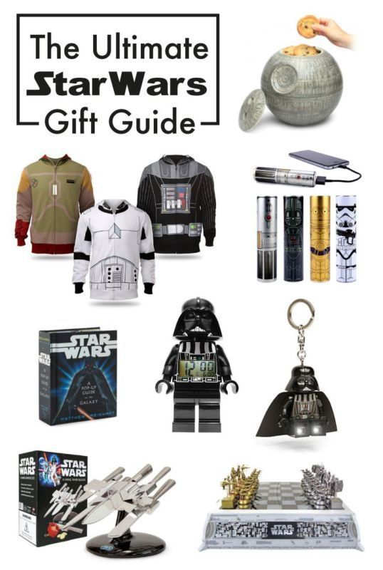 May The Force Be With You: A Star Wars Gift Guide | Christmas | Star ...